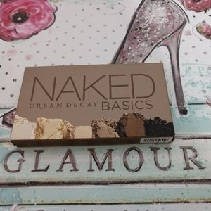 Urban Decay Naked Basics Palette Discontinued!!